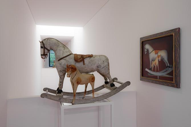 Museo Del Cavallo Giocattolo Di Grandate.The Museum Museo Del Cavallo Giocattolo